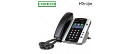 Polycom VVX 501 PoE VoIP Phone
