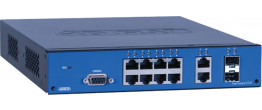 ADTRAN NetVanta 1531 12Port Managed Layer 3 Lite Gigabit Ethernet Switch
