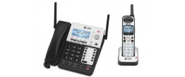 AT&T SB67138 4-Line Corded/Cordless Small Business System