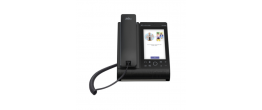AudioCodes TEAMS C470HD Total Touch IP Phone PoE and GbE