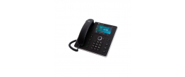 AudioCodes SFB 450HD IP-Phone PoE with External Power Supply