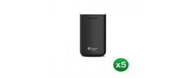 Polycom VVX D60 Wireless Handset Battery (5 pack) (2200-17828-001)