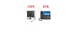 Fanvil X7A and i10V Bundle