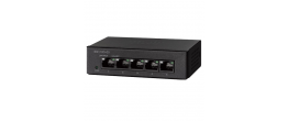 Cisco Ethernet Unmanaged Switch-5 port (SG110D-05NA)