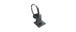 Cisco 562 Binaural  Wireless Headset with Multibase Station CP-HS-WL-562-M-US=