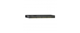 Cisco Catalyst 2960X-48FPS-L 48 x PoE Port Ethernet Switch