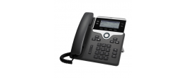 Cisco CP-7841-3PCC-K9=  7841 IP Phone w/ 4 Lines & Open-SIP