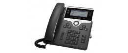 Cisco IP Phone CP-7841 w/ 4 Lines & Open-SIP