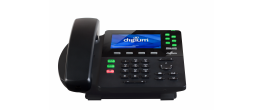 Digium D65 6-line Gigabit IP Phone 1TELD065LF