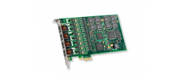Dialogic Diva Analog-8 PCIe Media Board by Sangoma