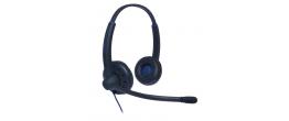 JPL Commander-PB Binaural Headset with PLX Compatible QD 575-365-002