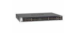 NETGEAR M4300-52G Stackable Managed Switch (GSM4352S)