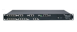 Audiocodes Mediant 1000B M1KB-D3-2AC 4SPAN Gateway