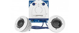Mobotix S16B DualFlex Flush-Mount Dual-Lens Camera