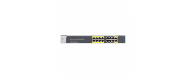 Netgear ProSAFE 16-port Gigabit Smart Switch with PoE and PD Ports