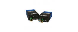 Patton FiberPlex Pro-AV Fiber Extender Kit (2-Pack) TKIT-DANTE-M