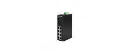 Patton FP1008E/DC Un-Managed Industrial Gigabit Ethernet Switch