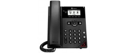 Polycom VVX 150 2-Line Entry-level Desktop Phone PoE (2200-48810-025)