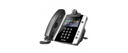 Polycom VVX 600 and VVX Camera Bundle