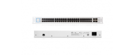 Ubiquiti Unifi Gigabit 48 Port Switch with PoE (US-48-500W)