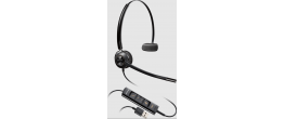 Poly EncorePro 545 USB Dual USB-A Corded Headset 218277-01