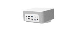 Logitech Dock All-in-one Control Station UC in White 986-000031
