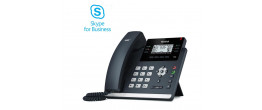 Yealink SIP-T42S SIP Phone- Skype for Business Edition (T42S-SFB)