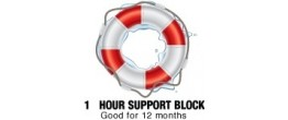 Sangoma 1 Hour Support Block  (SVCS-PS01)