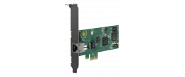 Digium TE133F Single T1 PCIe Card with EC