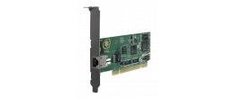 Digium TE134F Single T1 PCI Card with EC