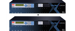 Xorcom Blue Steel IP-PBX failover system TwinStar Plus CXTS4000