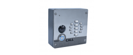 CyberData 011410 SIP-enabled h.264 Video Outdoor Intercom