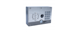 CyberData 011414 SIP-enabled h.264 Video Outdoor Intercom