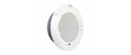 CyberData 011105 Syn-Apps Speaker Signal White