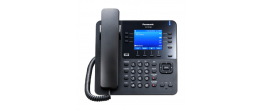 Panasonic KX-TPA68B SIP Cordless Desk Phone