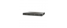 Cisco SF550X-48P 48-Port 10/100 PoE Stackable Managed Switch