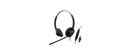 ADDASOUND Crystal SR2832RG Binaural USB Headset