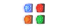 Algo 8138 SIP Multi-Color Strobe Light