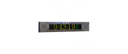 Advanced Network Devices IPSIGNL-RWB IP Clock and Signboard