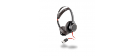 Plantronics Blackwire 7275 Corded USB-A Headset