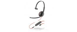 Plantronics Blackwire 3215 Monaural Corded USB-C Headset 209750-101