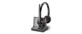 Plantronics Savi 8220 Dual Headset, Microsoft 207326-01