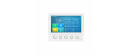 Fanvil i53W SIP Indoor Doorphone and Intercom Station with touchscreen