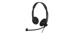 EPOS Sennheiser SC 60 USB ML Duo Headset (1000551)