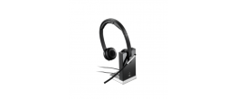 Logitech H820e Dual DECT Wireless Headset