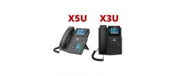 Fanvil X5U and X3U Bundle