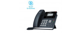 Yealink T41S-SFB Phone- Skype For Business Edition (T41S-SFB)