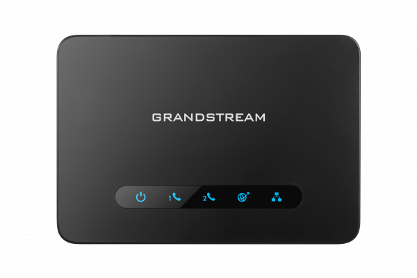 Replaces HT702 Grandstream Vonage 2 Port FXS analog telephone VOIP adapter ATA