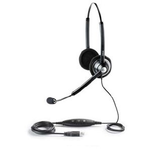 Jabra Biz 1900 Duo USB Headset - VoIP Supply