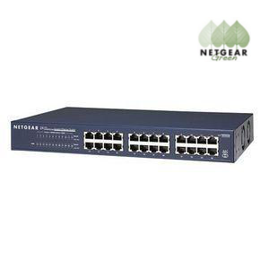 Netgear JGS524 ProSafe 24 Port Gigabit Rackmount Unmanaged Switch  (Discontinued)